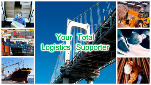 YOUR TOTAL LOGISTICS SUPPORTER